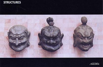 こんのげん木彫展