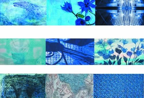 BLUE展